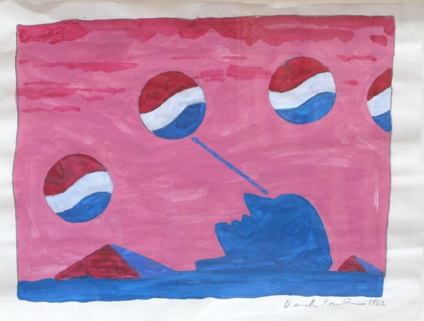 Pepsi Dreaming