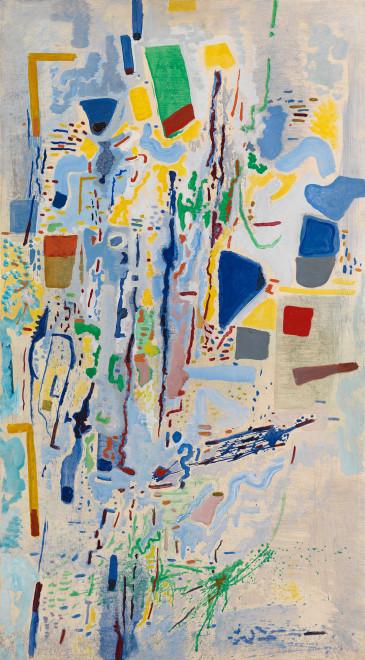 <span class=&#34;artist&#34;><strong>Caziel</strong></span>, <span class=&#34;title&#34;><em>WC786 - Composition</em>, 1965</span>