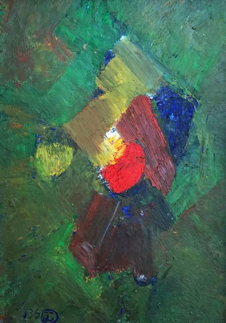 """<span class=""""artist""""><strong>Joseph Lacasse</strong></span>, <span class=""""title""""><em>Recherche (Dia no. 9301)</em>, 1936</span>"""