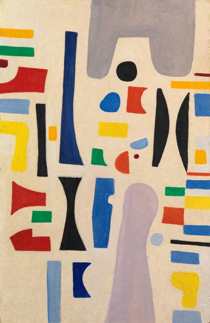 <span class=&#34;artist&#34;><strong>Caziel</strong></span>, <span class=&#34;title&#34;><em>WC779 - Composition</em>, 1967</span>