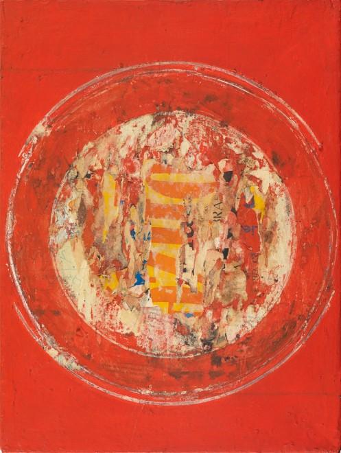 "<span class=""artist""><strong>Reinhold Koehler</strong></span>, <span class=""title""><em>Décollage 1959-78</em>, 1959</span>"