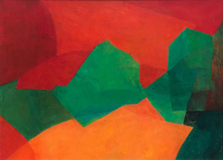 <span class=&#34;artist&#34;><strong>Joseph Lacasse</strong></span>, <span class=&#34;title&#34;><em>Carri&#232;res</em>, 1964</span>