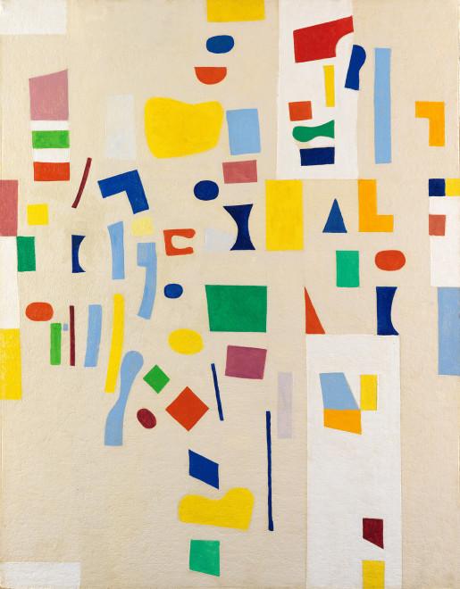 <span class=&#34;artist&#34;><strong>Caziel</strong></span>, <span class=&#34;title&#34;><em>WC782 - Composition</em>, 1967</span>