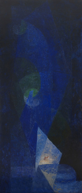 Dominante bleue (Dia no. 9235)
