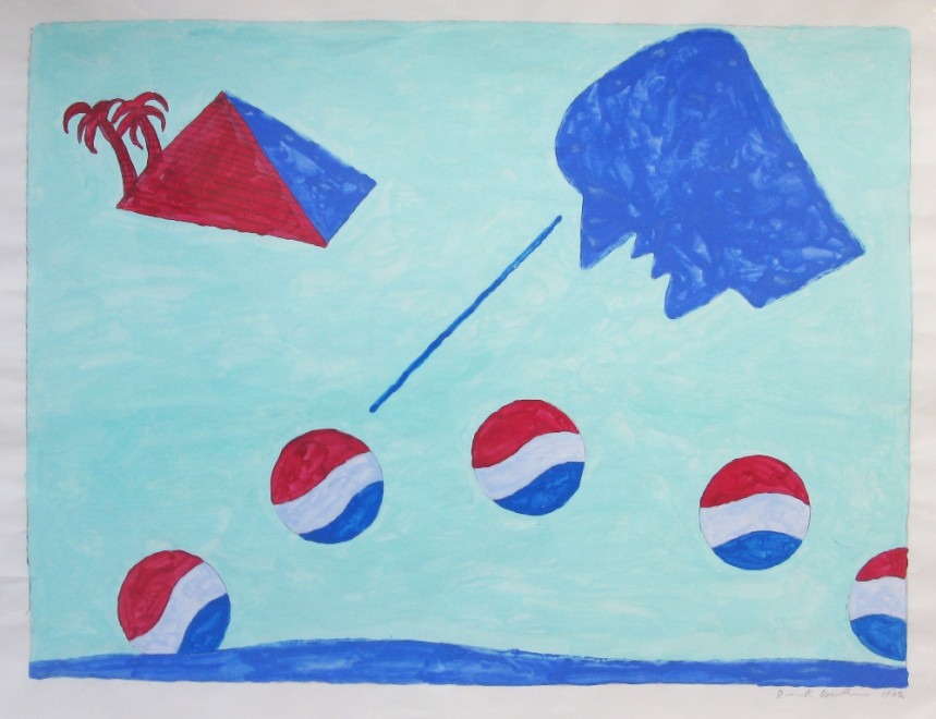 Pepsi Roller