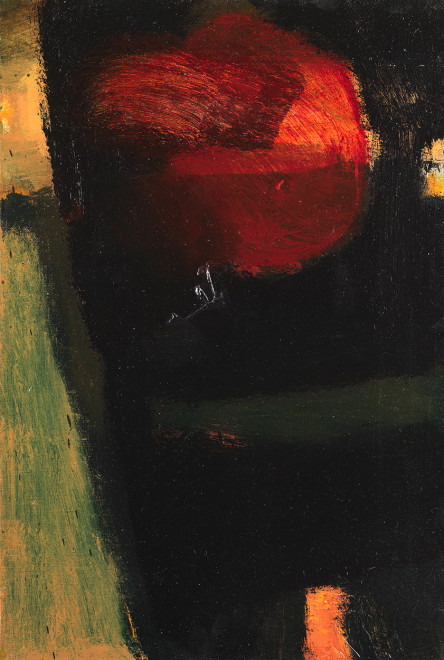 <span class=&#34;artist&#34;><strong>Albert Irvin RA</strong></span>, <span class=&#34;title&#34;><em>Night</em>, c.1962</span>