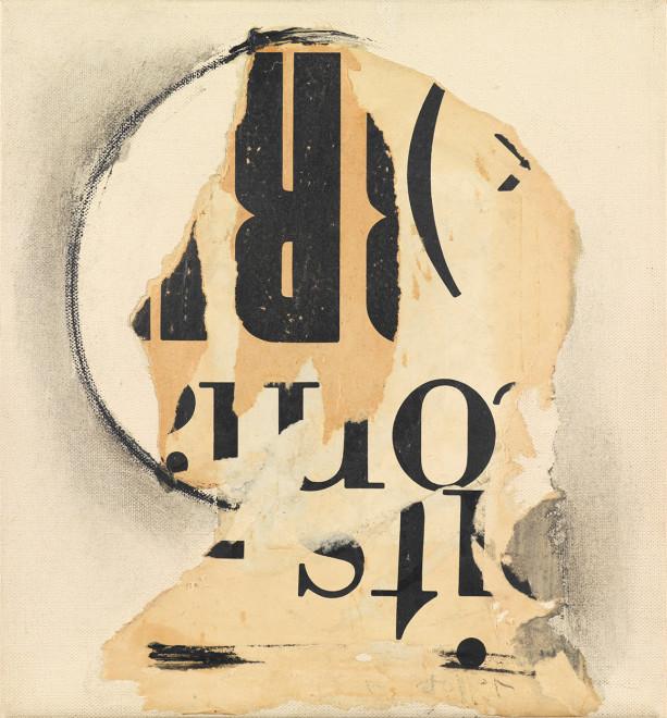 "<span class=""artist""><strong>Reinhold Koehler</strong></span>, <span class=""title""><em>Plakat-Décollage 1960-82</em>, 1959-1960</span>"