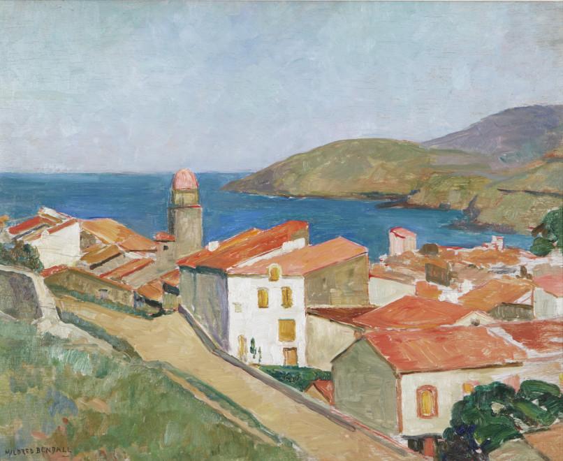 Vue de Collioure