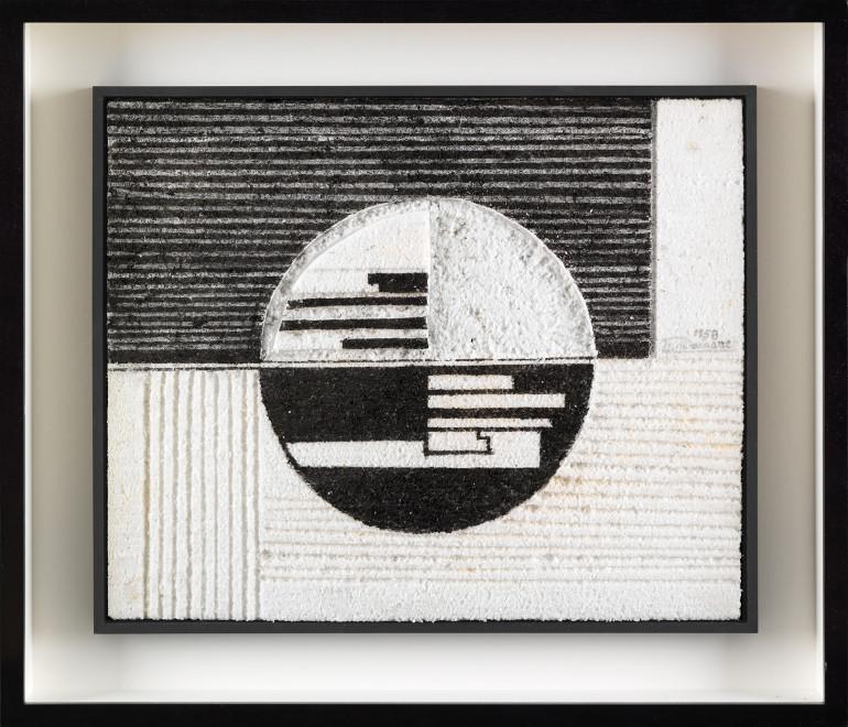 "<span class=""artist""><strong>Joseph Lacasse</strong></span>, <span class=""title""><em>Composition (Dia no. 4001)</em>, 1958</span>"