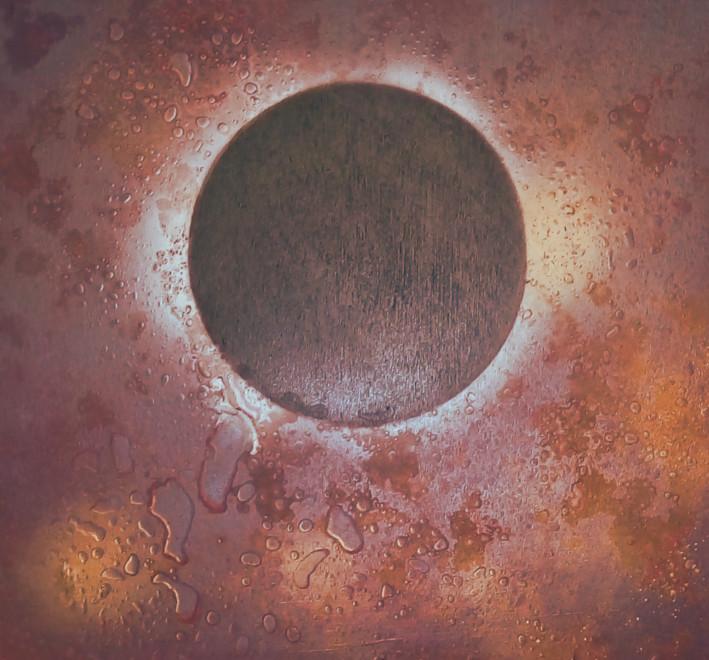 "<span class=""artist""><strong>Denis Bowen</strong></span>, <span class=""title""><em>Eclipse series</em>, 1999</span>"