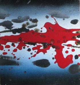 "<span class=""artist""><strong>Denis Bowen</strong></span>, <span class=""title""><em>Takanawa Hiroshige series (25)</em>, 1997</span>"