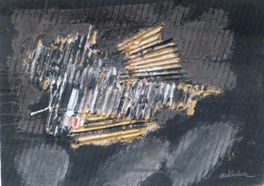 """<span class=""""artist""""><strong>Arthur Aeschbacher</strong></span>, <span class=""""title""""><em>Composition</em>, 1958</span>"""