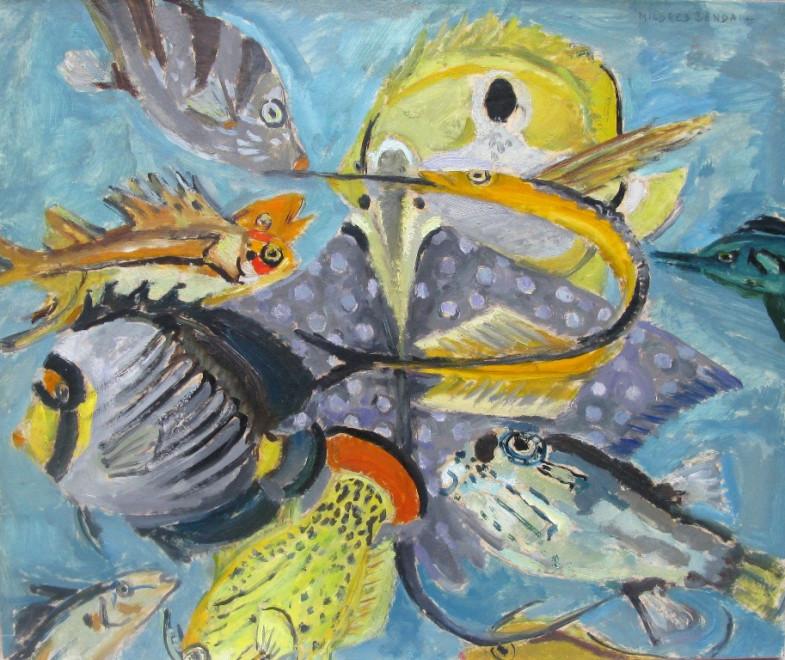 Variation sur les poissons n 10