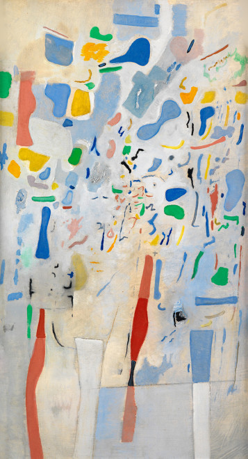 <span class=&#34;artist&#34;><strong>Caziel</strong></span>, <span class=&#34;title&#34;><em>WC536 - Composition</em>, c. 1965</span>