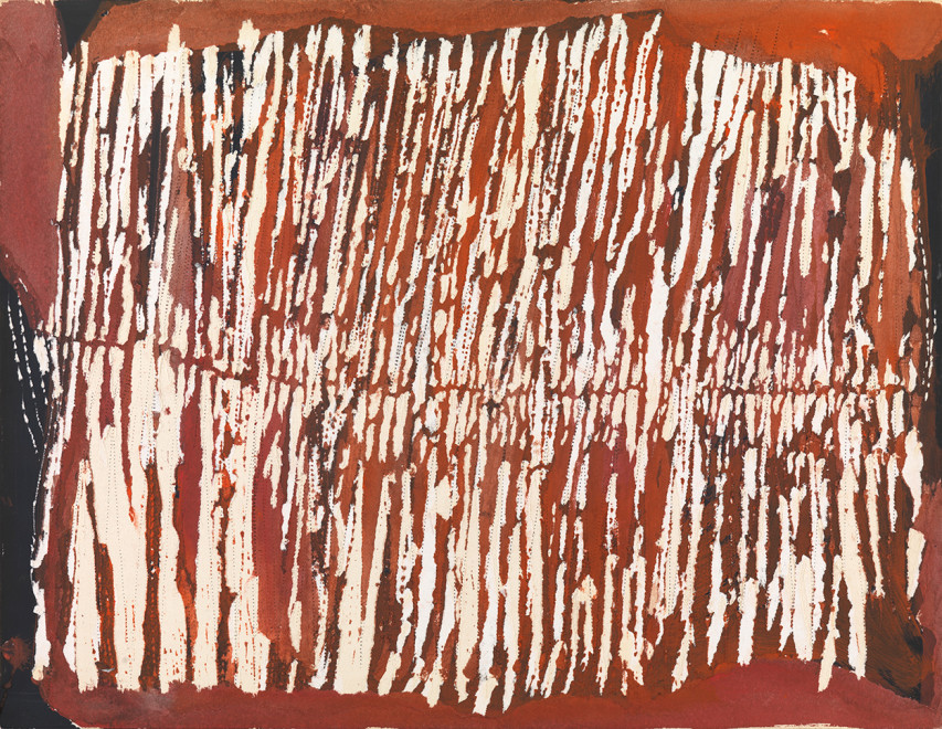 "<span class=""artist""><strong>Reinhold Koehler</strong></span>, <span class=""title""><em>Décollage Pur</em>, (1961)</span>"