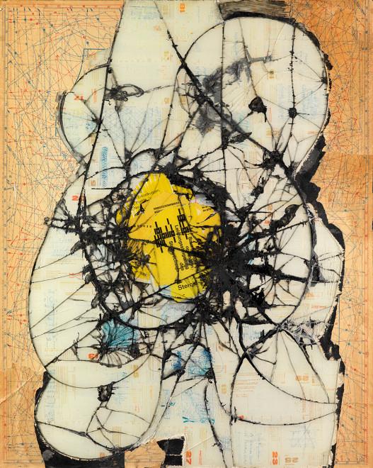 "<span class=""artist""><strong>Reinhold Koehler</strong></span>, <span class=""title""><em>Contre-Collage</em>, 1963-1965</span>"