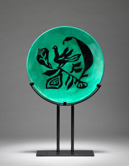 Plate - Green - Nightingale
