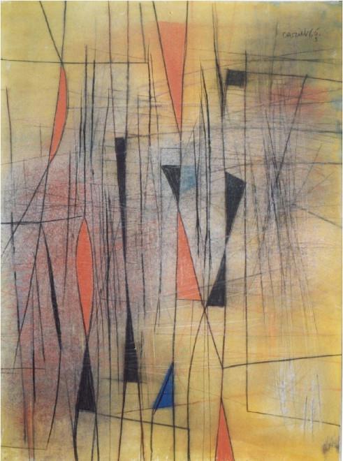 WC522 - Composition 1965