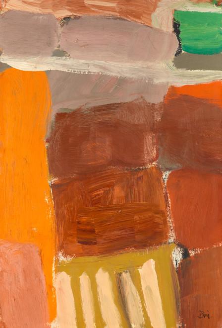 <span class=&#34;artist&#34;><strong>Albert Irvin RA</strong></span>, <span class=&#34;title&#34;><em>North Side 1</em>, c.1965</span>