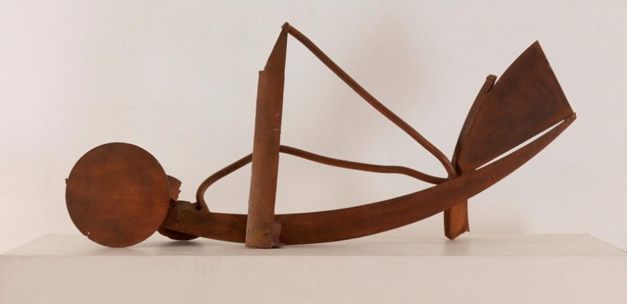 "<span class=""artist""><strong>Anthony Caro, RA</strong></span>, <span class=""title""><em>Table Piece CCCCXXVI</em>, 1978</span>"
