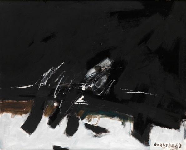 "<span class=""artist""><strong>Georges Bernède</strong></span>, <span class=""title""><em>C016 - Composition 87</em>, 1987</span>"