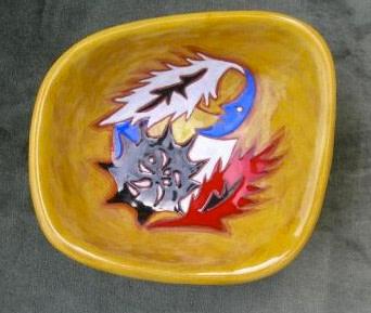 Bowl - Vide Poche - Yellow - Dusk