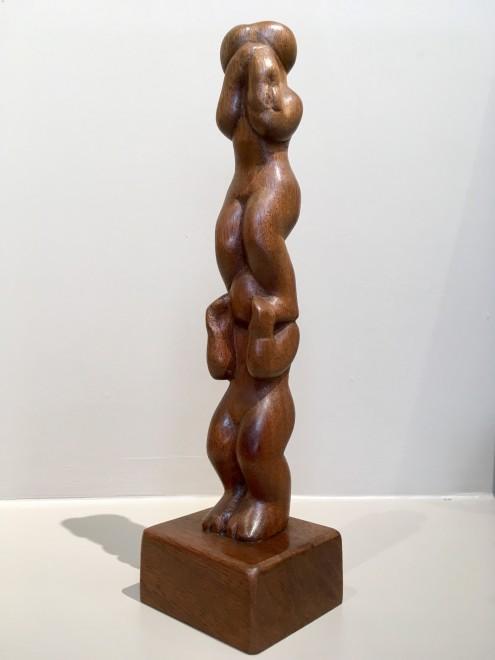 CONSTANCE-ANNE PARKER (1921-1996)  ACROBATS  SOLD