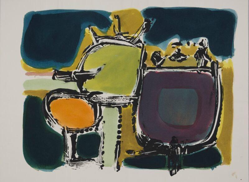 Kenneth Lauder, Lambourn 2, 1960