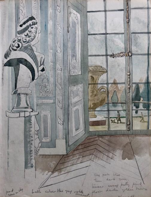 Doris Hatt, Versailles