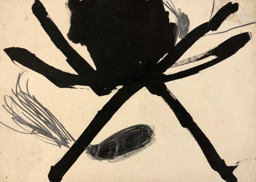 Trevor Bell, Composition, 1959