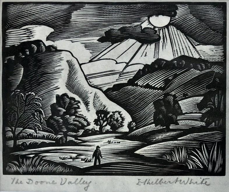 Ethelbert White, The Doone Valley, 1923