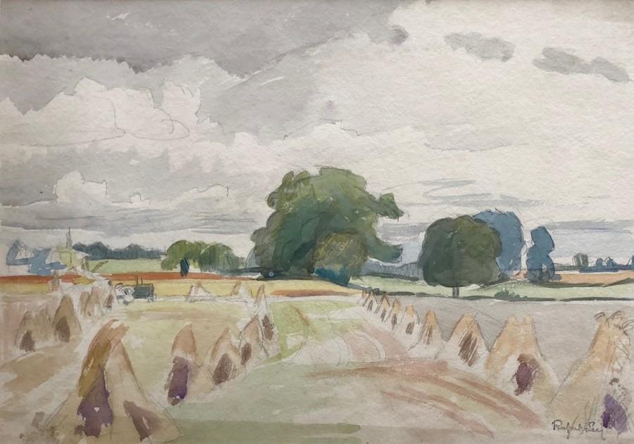 Rupert Lee, Cornfield, c. 1930s