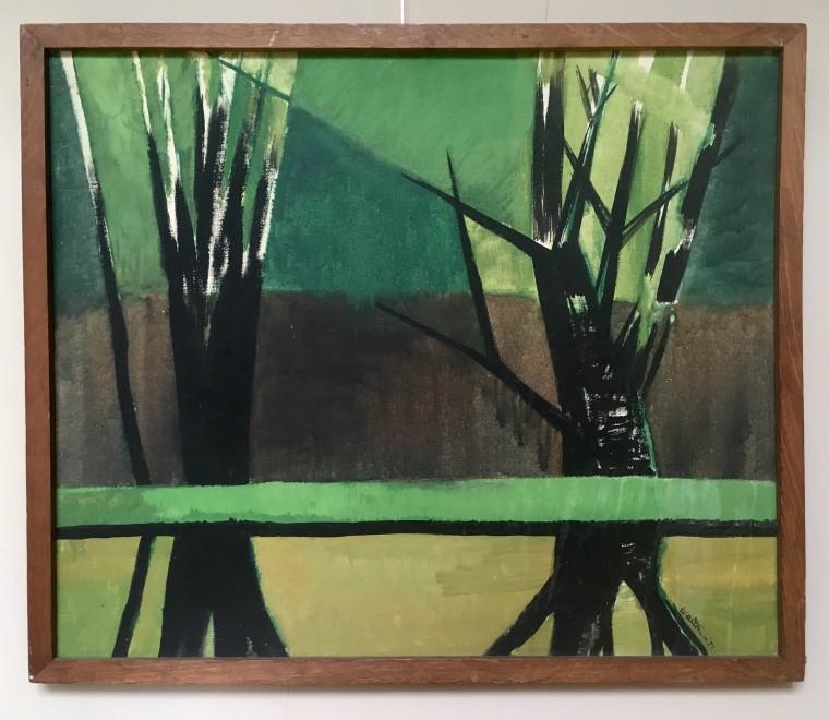 WILLIAM EDWIN WALTON (1909-1994)  Landscape, 1951
