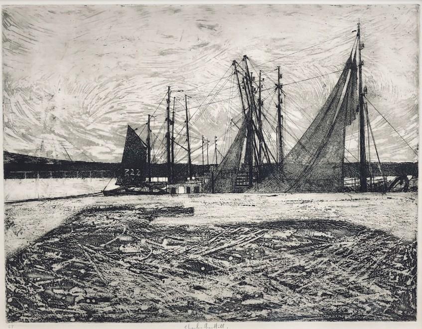 Charles Bartlett, Harbour, 1967