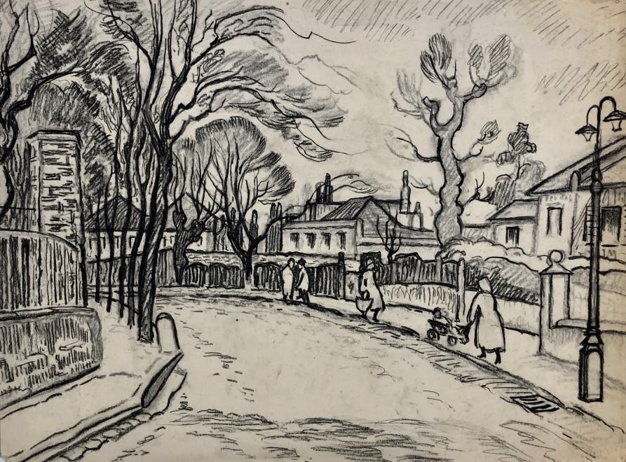 Ethelbert White, The Grove, Hampstead, c. 1930
