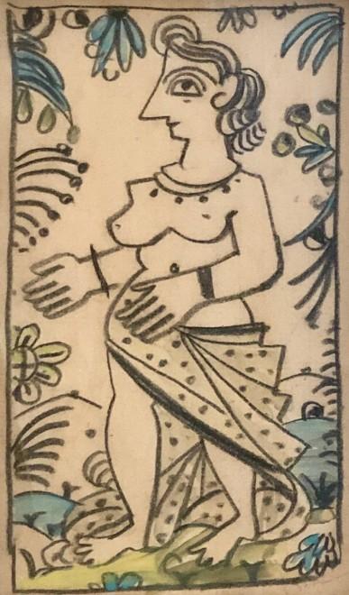 André Derain, Les baignueses, c. 1920