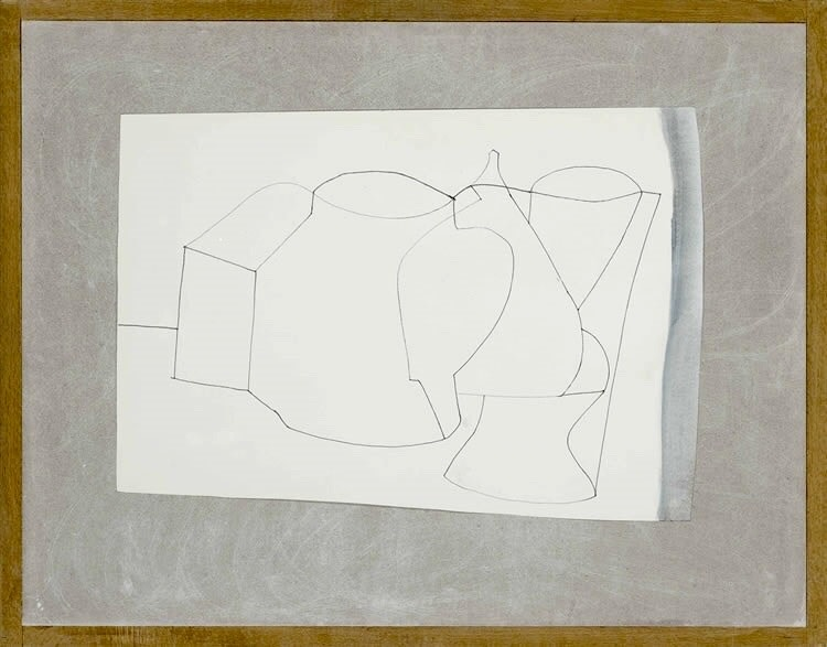 Ben Nicholson, Sculptured Forms II, 1978