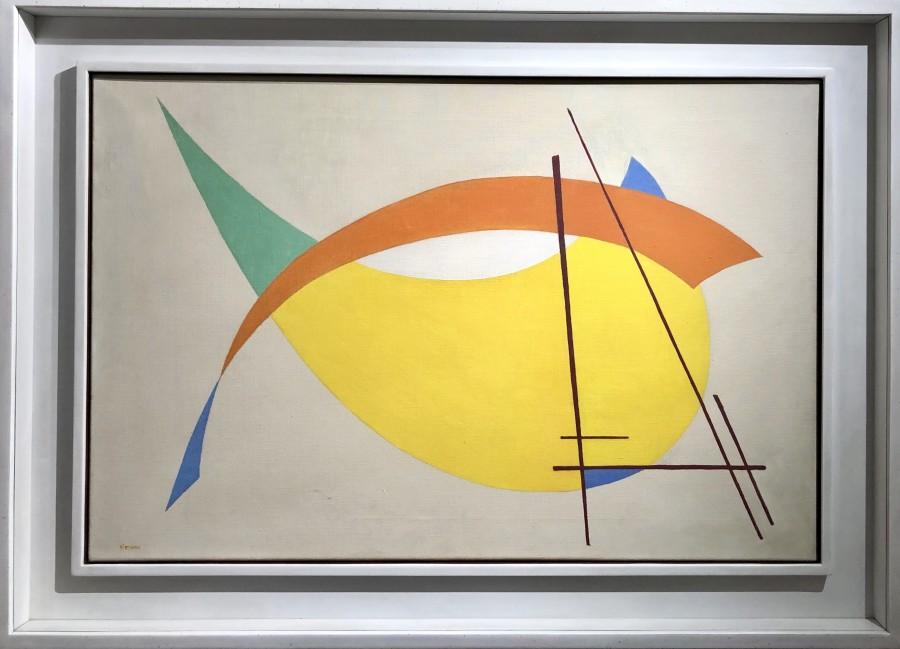 John Henry Norman , Constructivist Composition , 1938