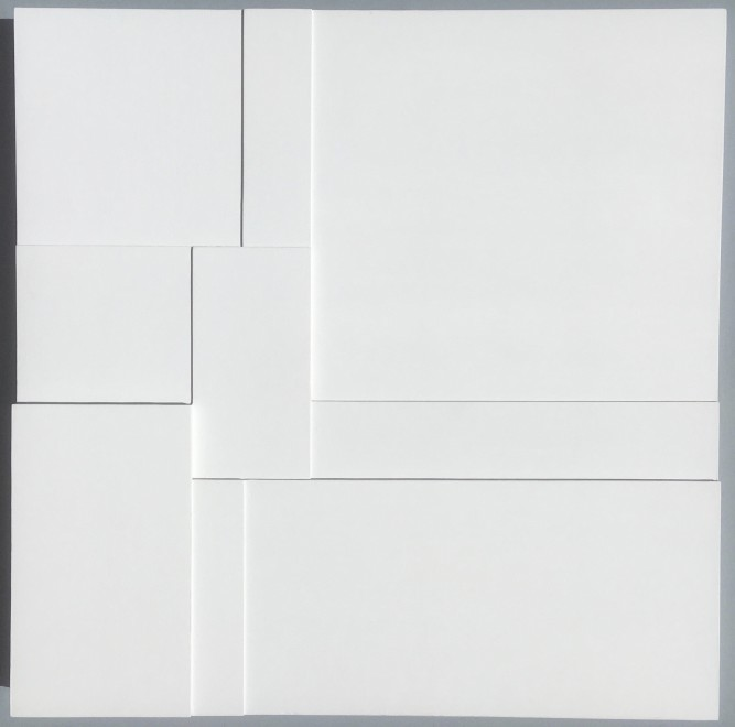 Jean Spencer, Relief No. 10, 1968-69