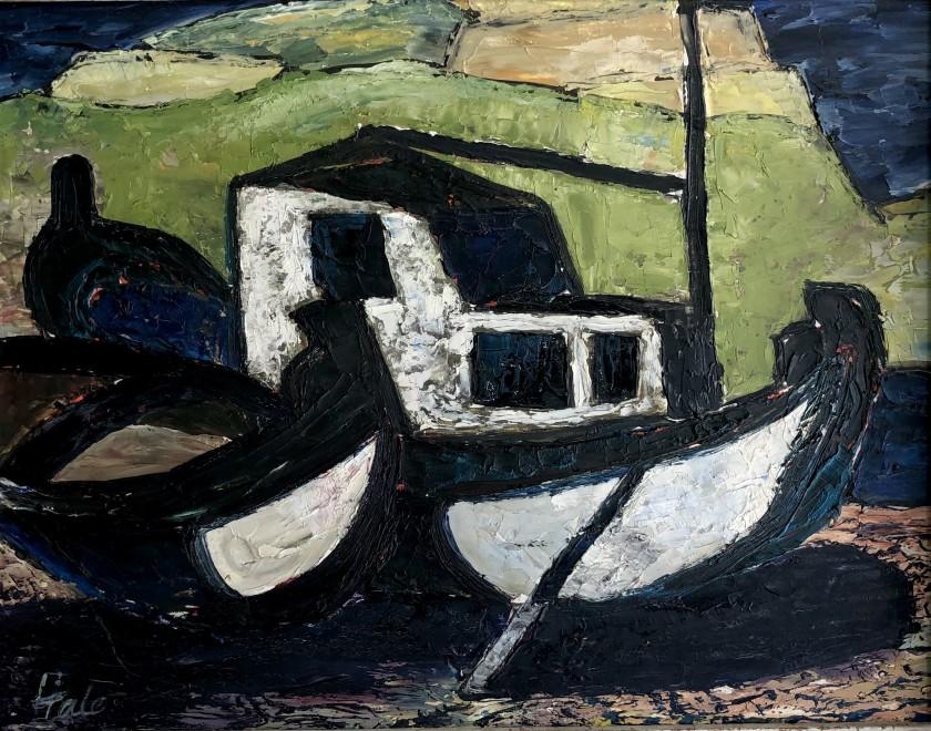 Helen Hale, Greek Boats, 1958