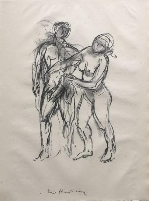 OTHON FRIESZ (1879-1949)  BATHERS, c. 1920