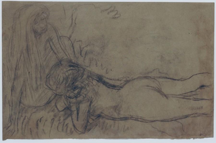Pierre Bonnard, Deux Nus, c. 1902