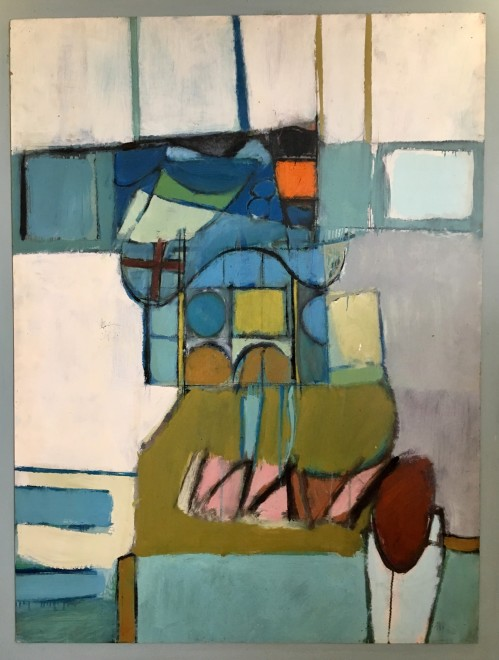 Alan Wood, Composition II, 1962