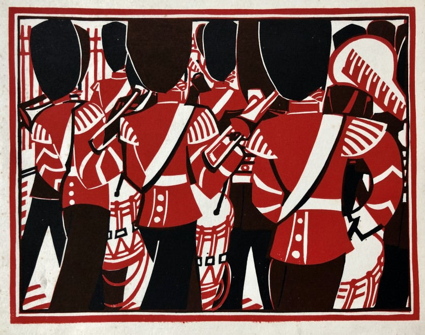 Lill Tschudi, All The King's Men, 1936
