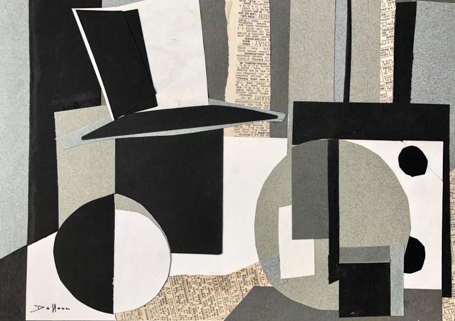 Jacques André Duffour, Still Life, c. 1950
