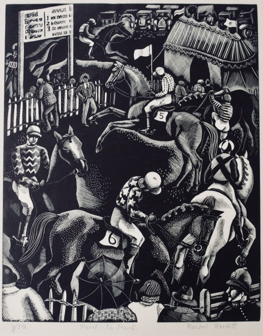 Rachel Reckitt, Point-to-Point, 1936