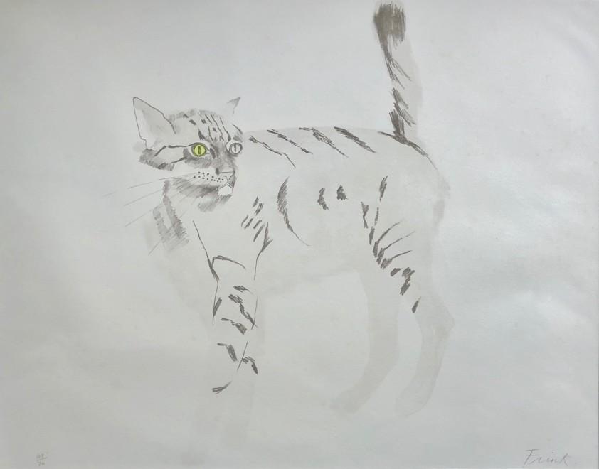 Dame Elisabeth Frink, Wild Cat, 1970