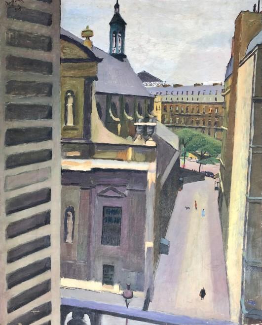 Jacques André Duffour, Le Passage, Paris, 1958