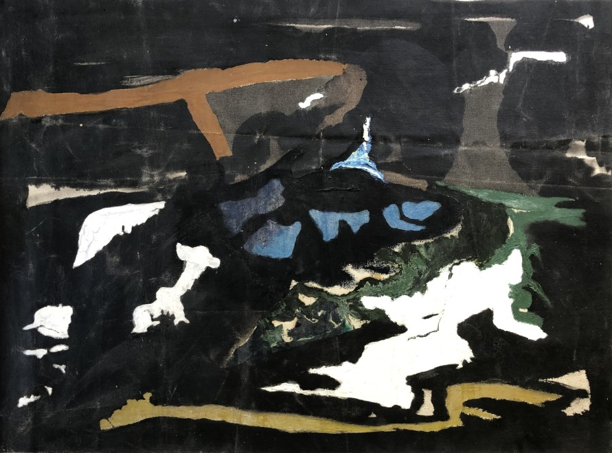 Tom Early, Pacific Atoll, 1965
