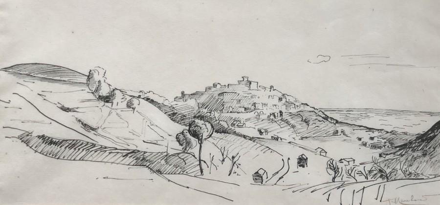 Jean Marchand, Cagnes-sur-Mer, c. 1925